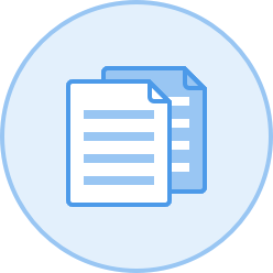 two documents icon